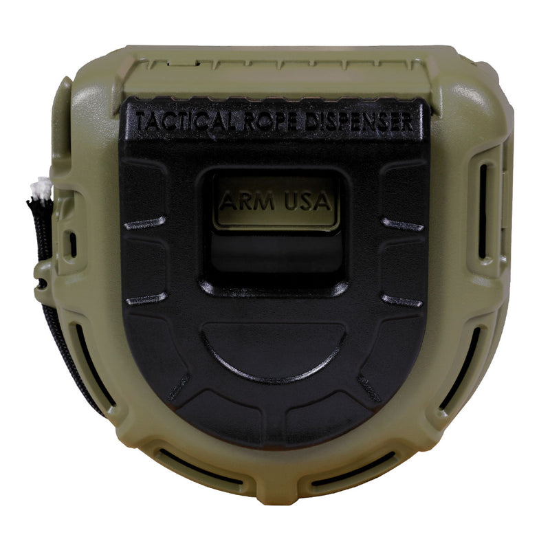 TRD - Tactical Rope Dispenser - Olive Drab