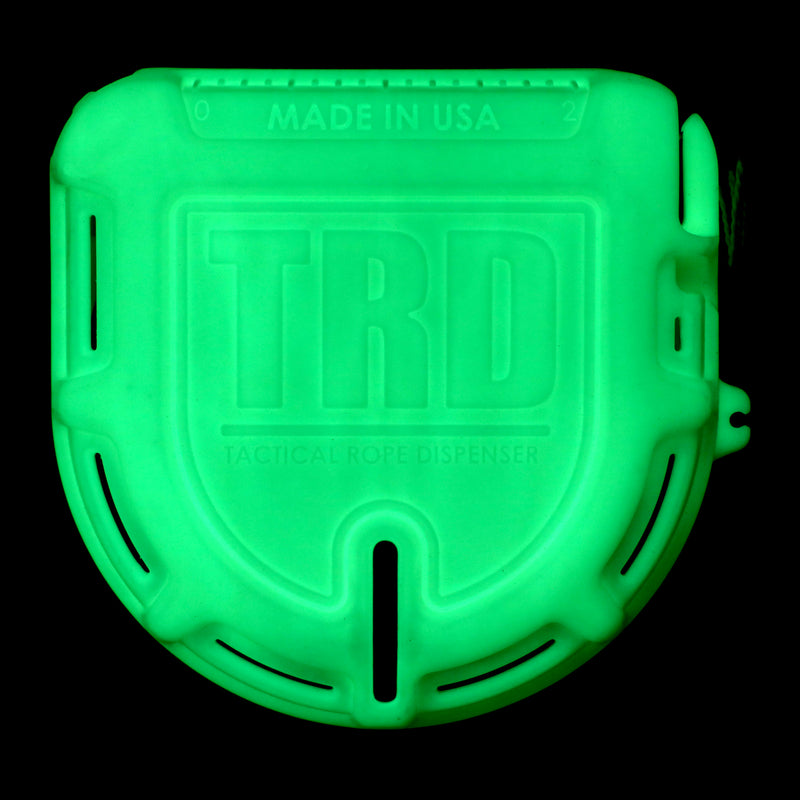 TRD - Tactical Rope Dispenser - Glow in the Dark