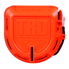 TRD - Tactical Rope Dispenser - Safety Orange