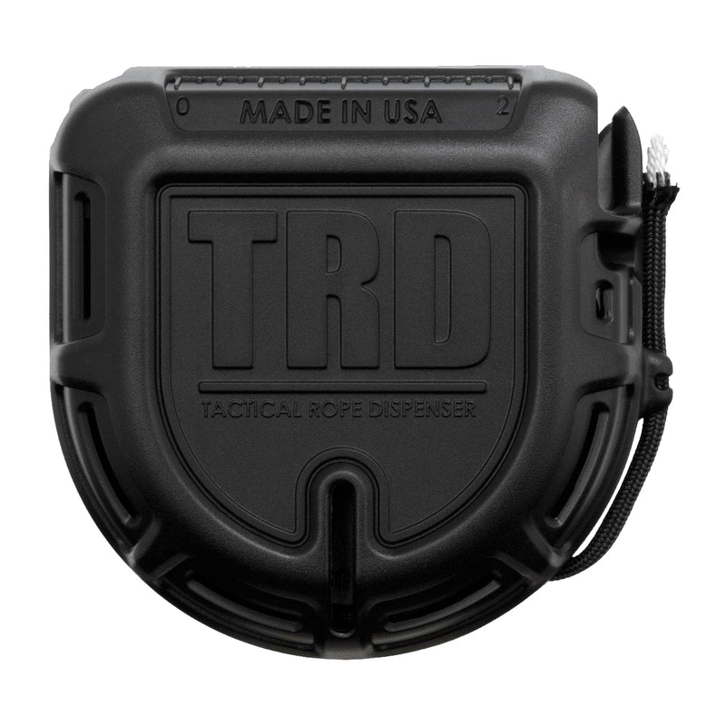 TRD - Tactical Rope Dispenser - Black w/ Dyna X
