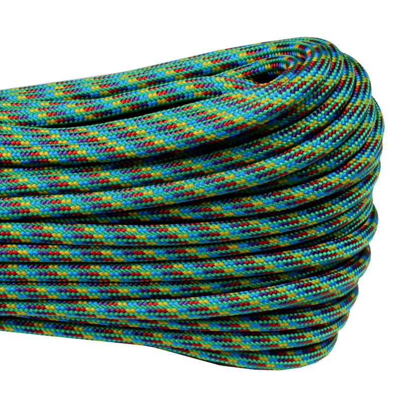 550 Paracord - Technicolor