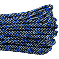 550 Paracord - Thin Blue Line