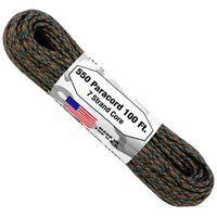 550 Paracord - Tiger Stripe Camo