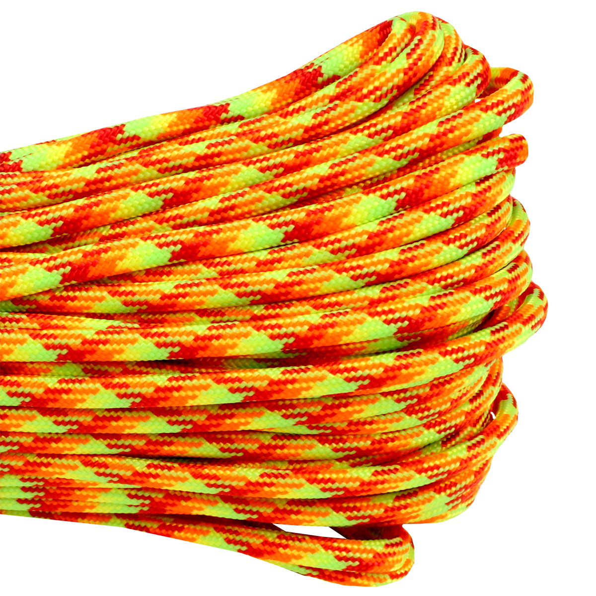 550 x 100ft Paracord - Tropic