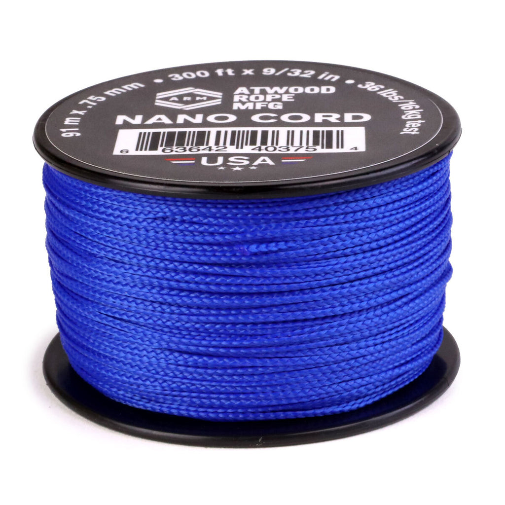 .75mm Nano Cord - Ultramarine Blue