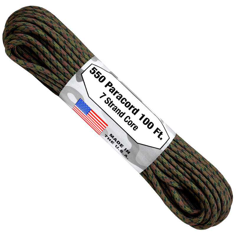 550 Paracord - Wet Land