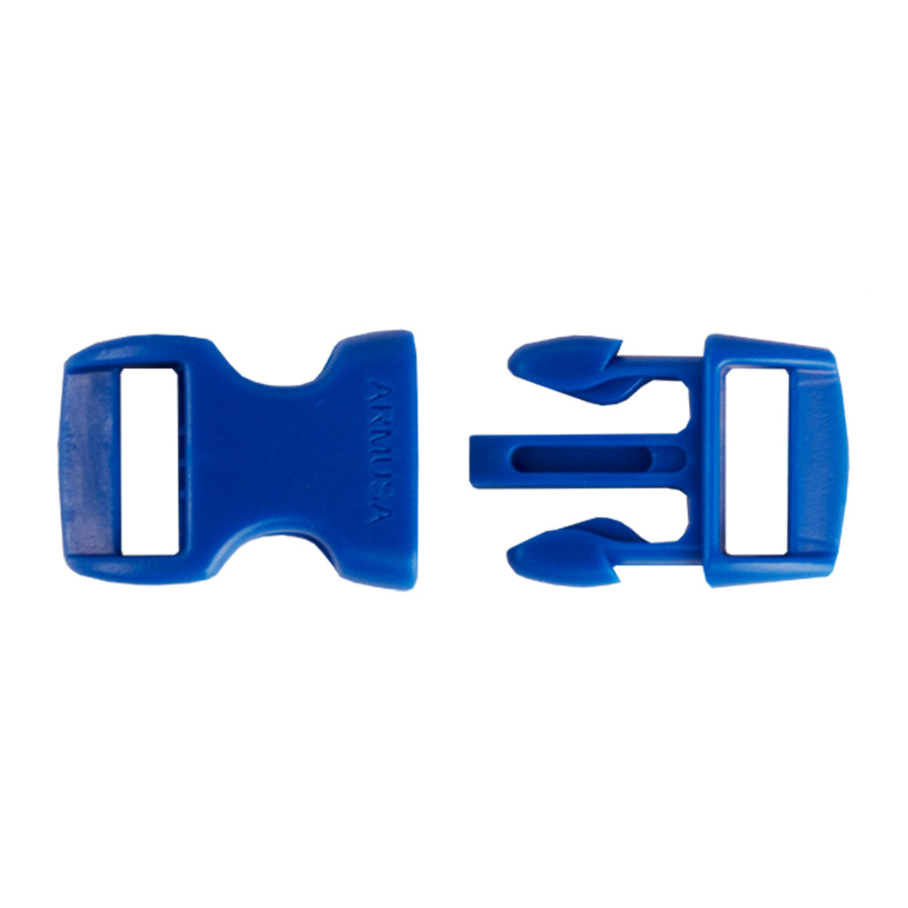 Paracord Buckles - Blue