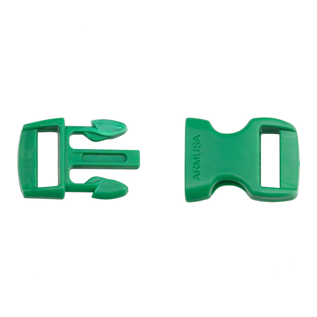 Paracord Buckles - Green