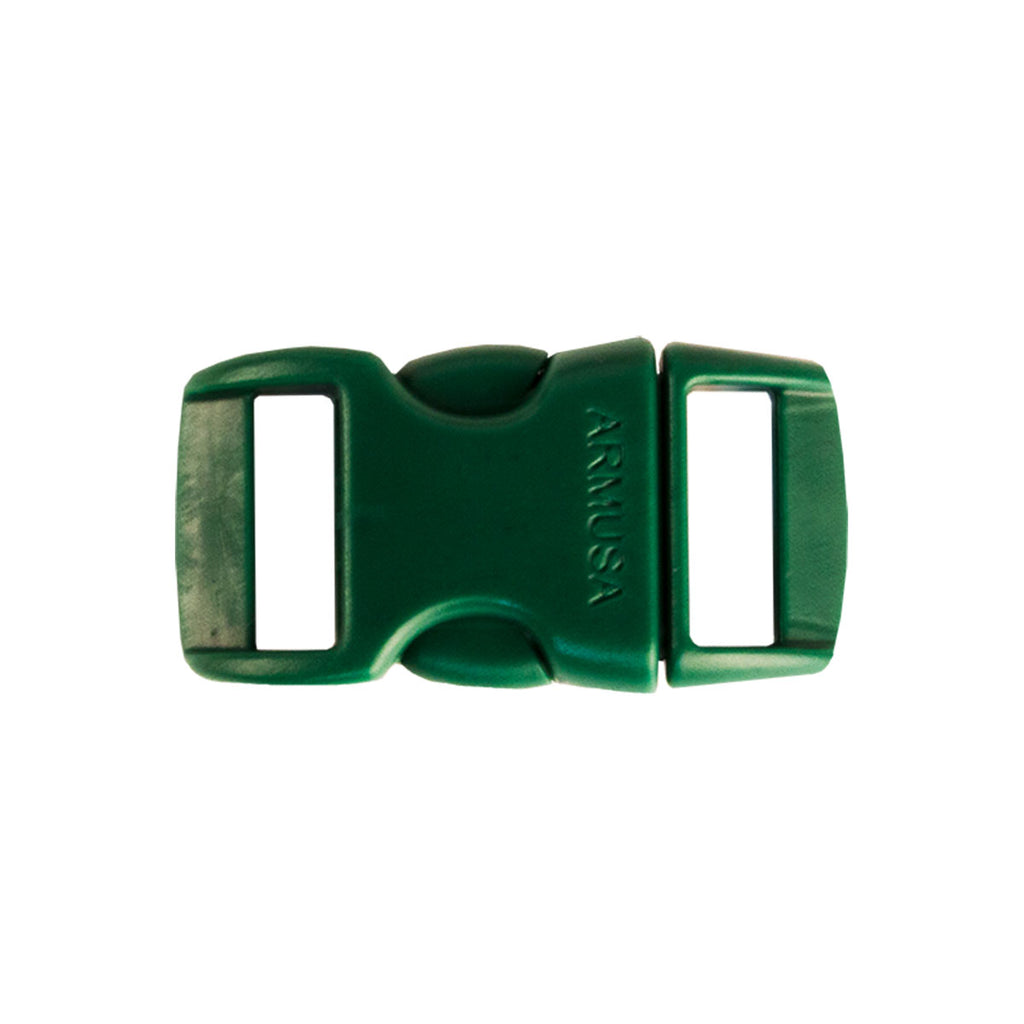 Paracord Buckles - Hunter Green