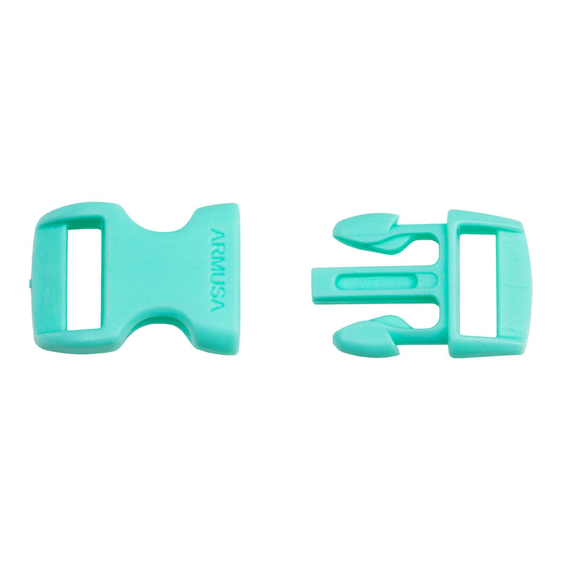Paracord Buckles - Mint