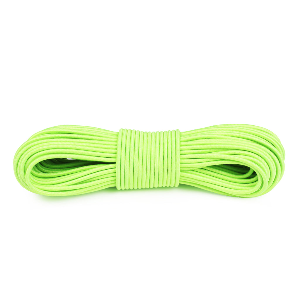 "1/8"" Bungee Shock Cord - Neon Green"