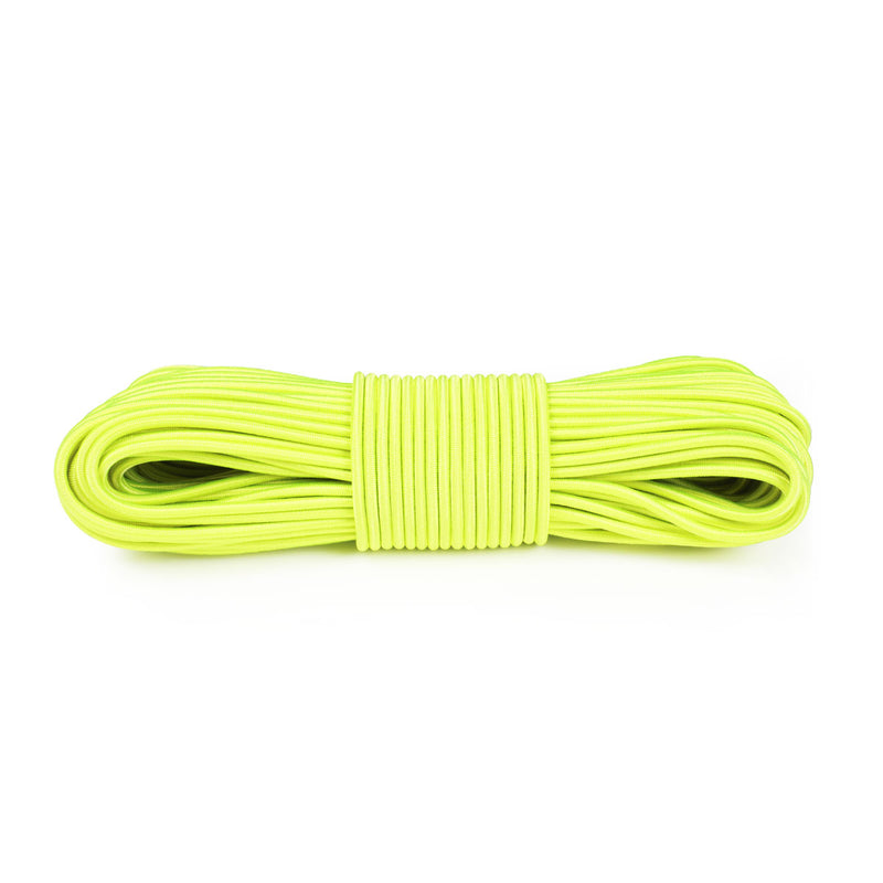 "1/8"" Bungee Shock Cord - Neon Yellow"