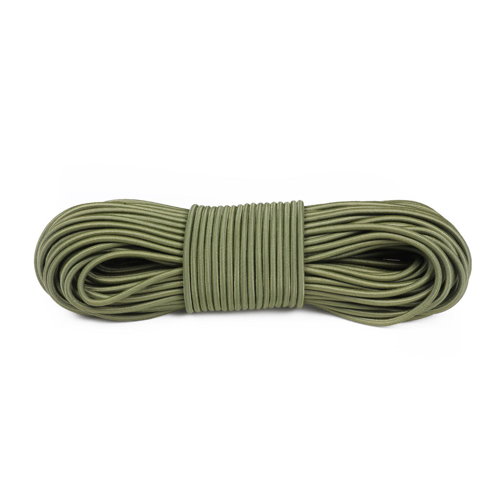 "1/8"" Bungee Shock Cord - Olive"
