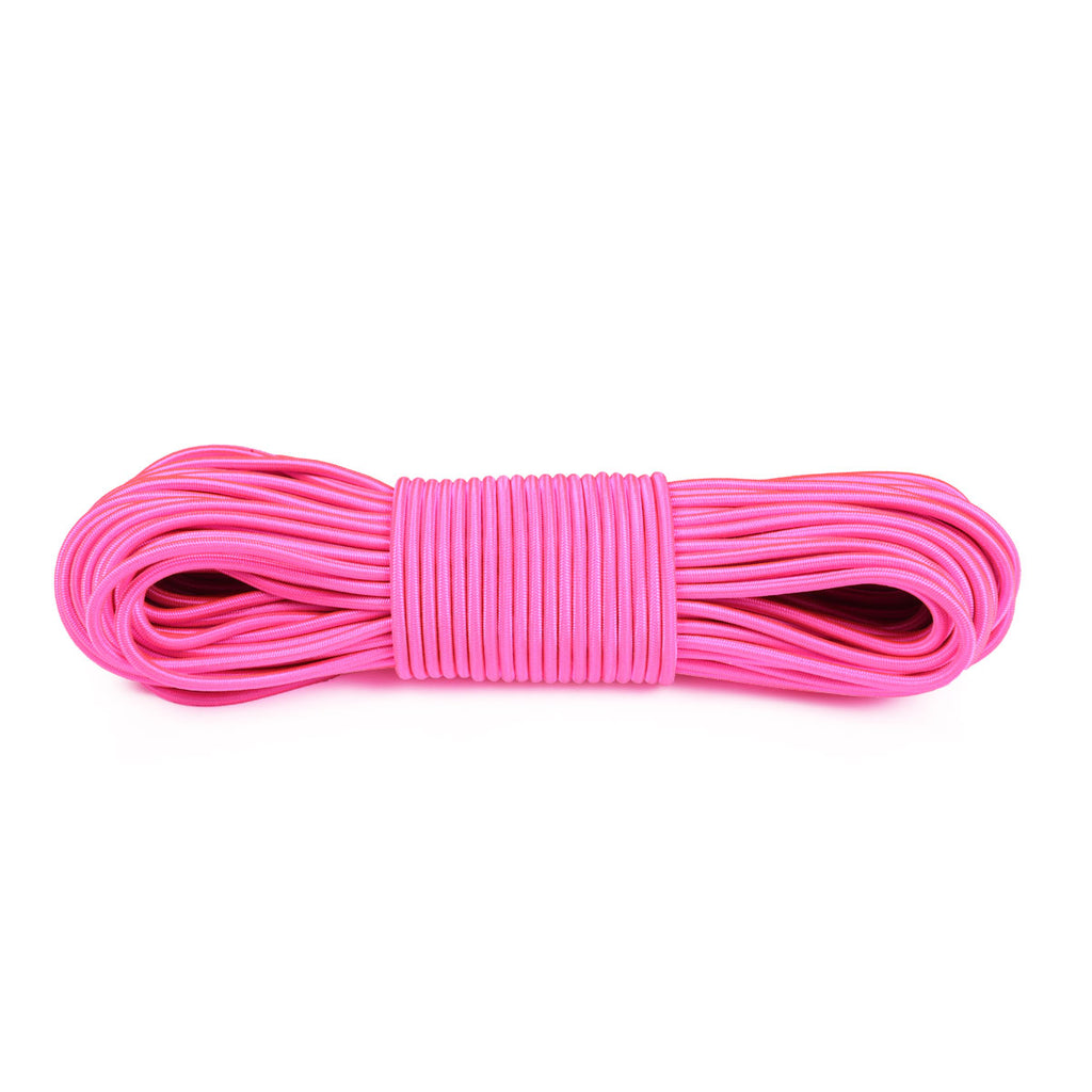 "1/8"" Bungee Shock Cord - Pink"
