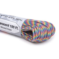 550 Paracord - Rainbow Stripes
