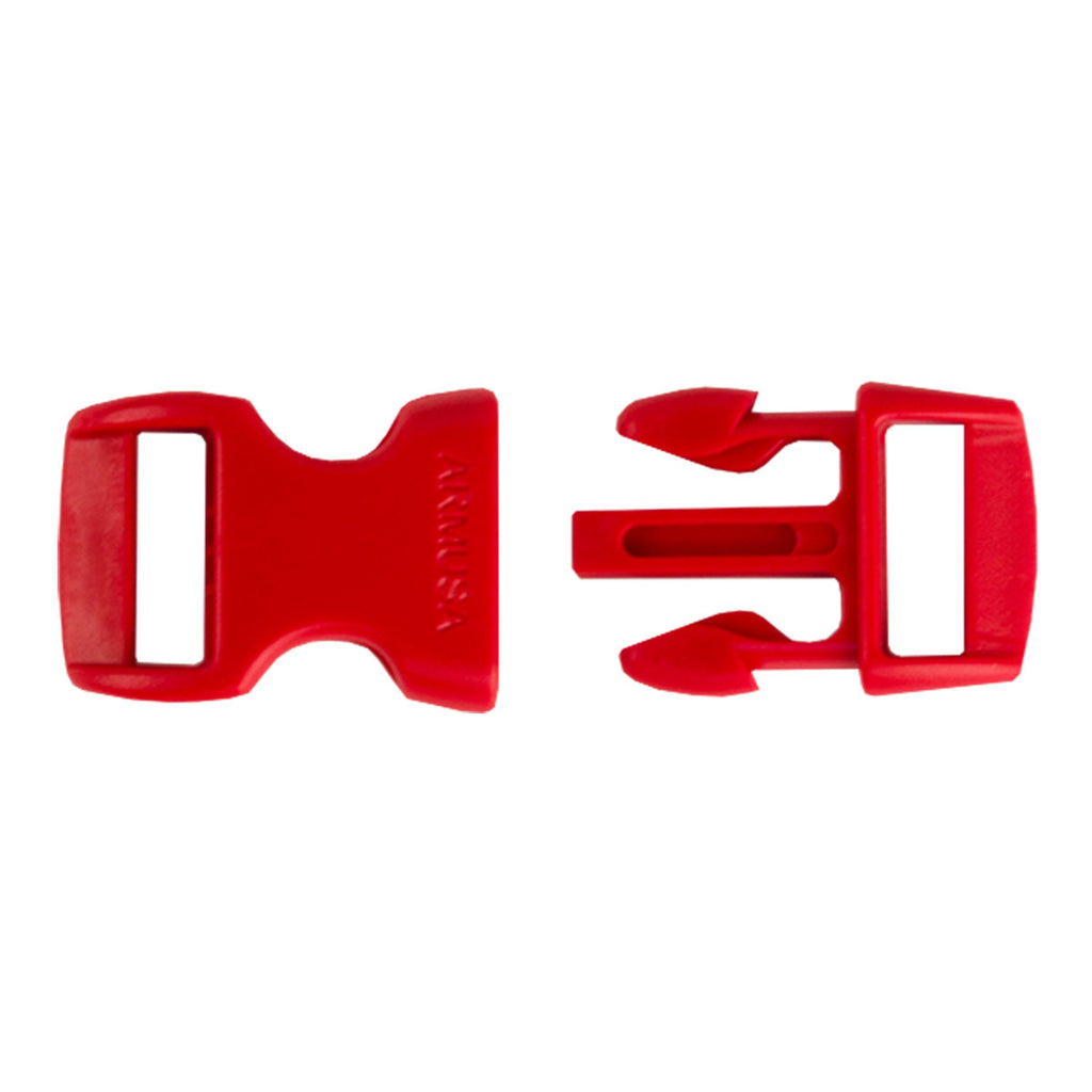 Paracord Buckles - Red
