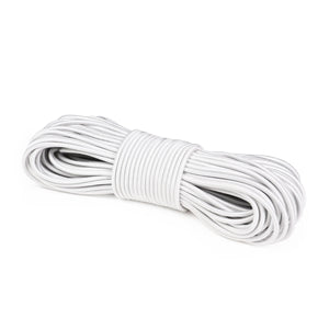 "5/32"" Bungee Shock Cord - White"