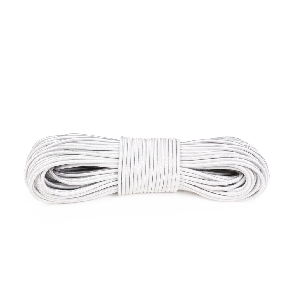 "1/8"" Bungee Shock Cord - White"