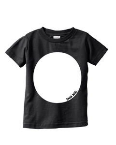 Big Dottie Tee - Black
