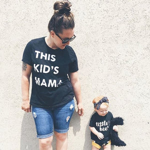 This Kid's Mama - Ladies Tee