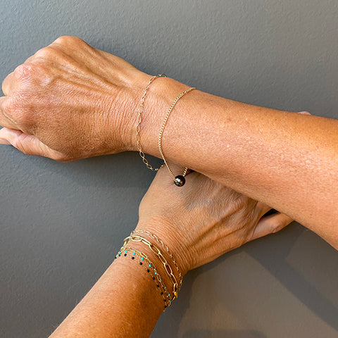 Bonded Permanent Jewelry at Gem in Oak Park
