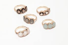 Arik Kastan Signature Moonstone Ring