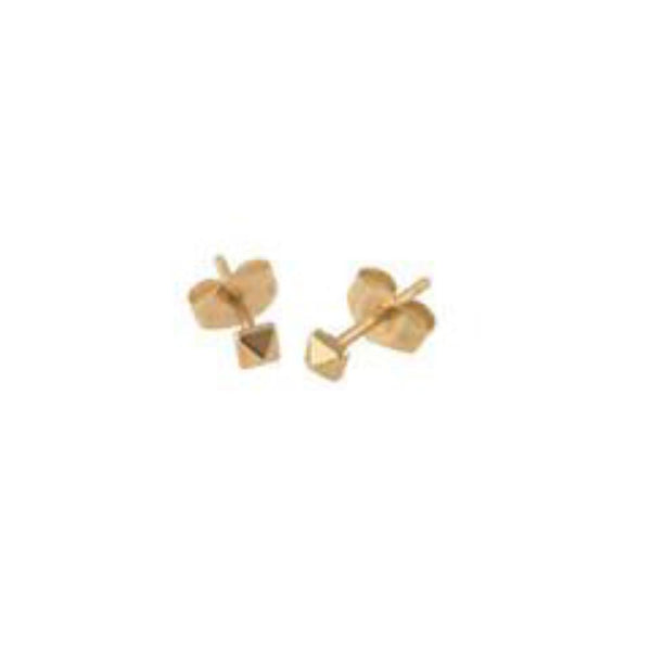 Zoe Chicco Single Tiny Gold Spike Earring