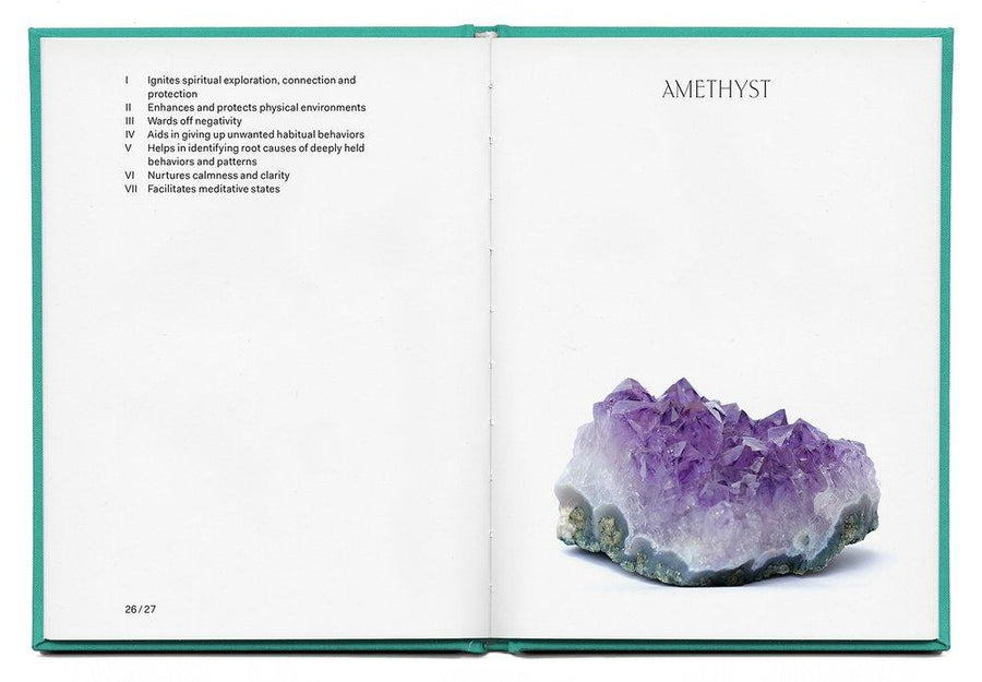 The New New Age Crystals Book