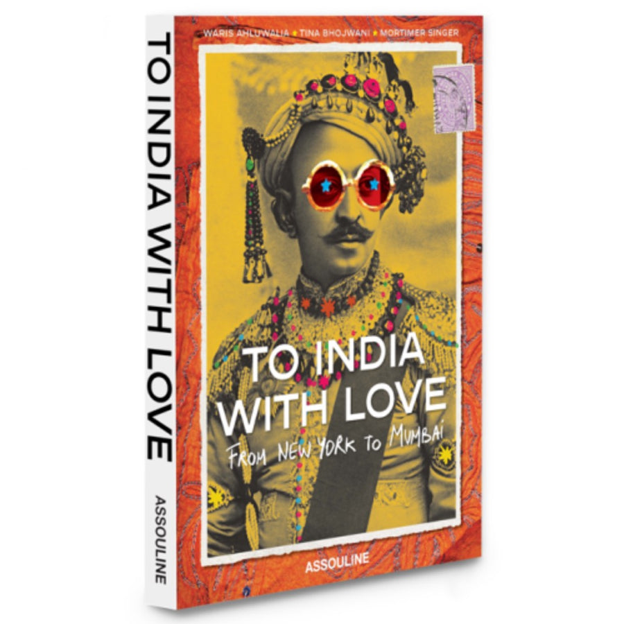 To India With Love - Waris Ahluwalia