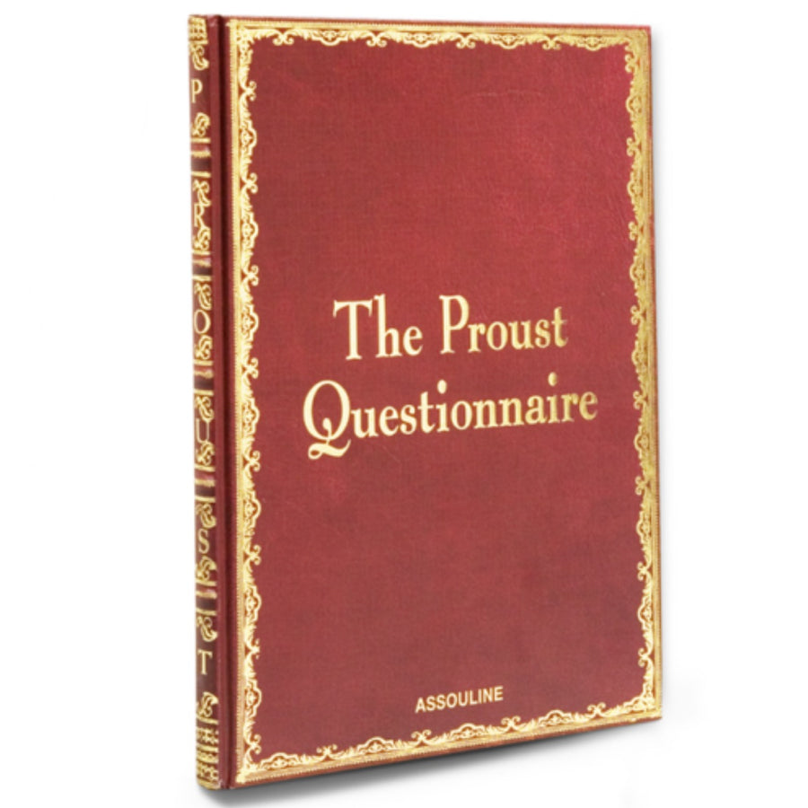 Assouline - The Proust Questionnaire