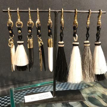Kempton & Co. Horse Hair Tassels