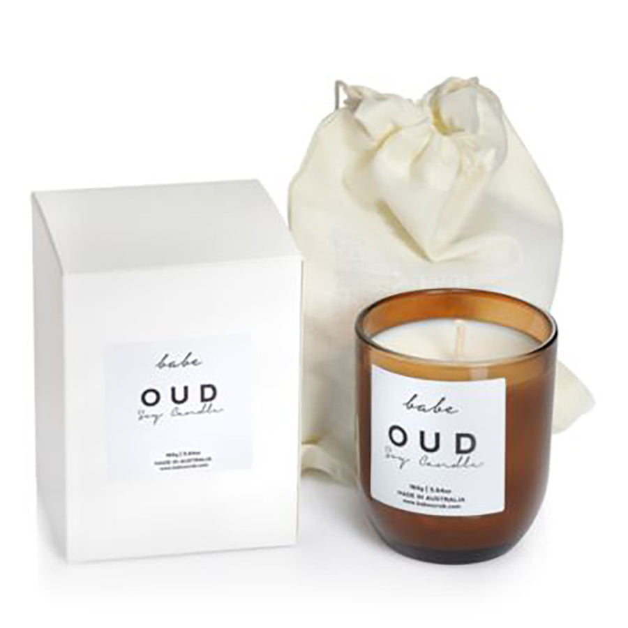 Babe Oud Candle