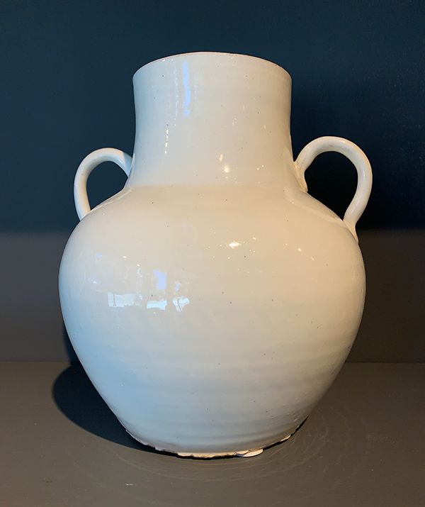Ceramic White Jug