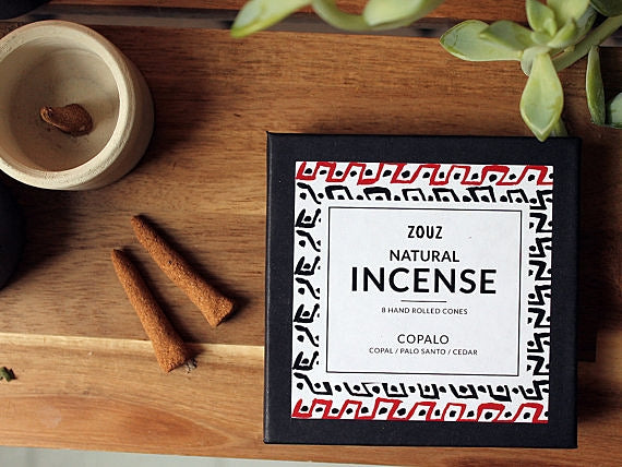 Zouz Natural Incense