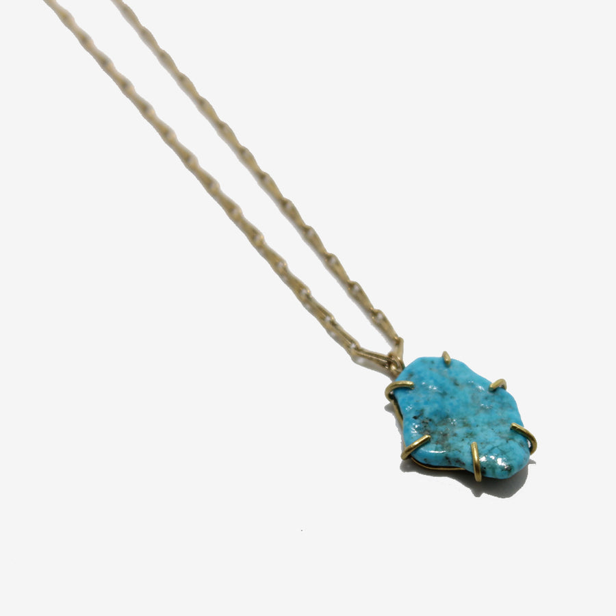 Emilie Shapiro Turquoise Equinox Necklace