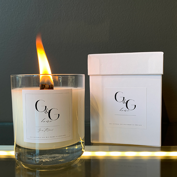 G & G Home Gem Ritual Candle