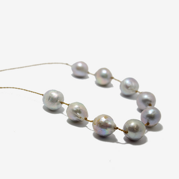Lena Skadegard Baroque Pearl Necklace