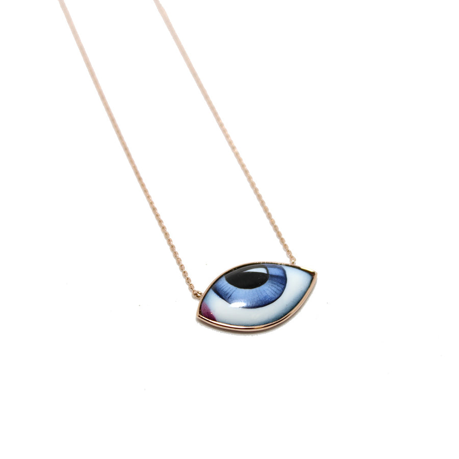 Lito Blue Eye Necklace