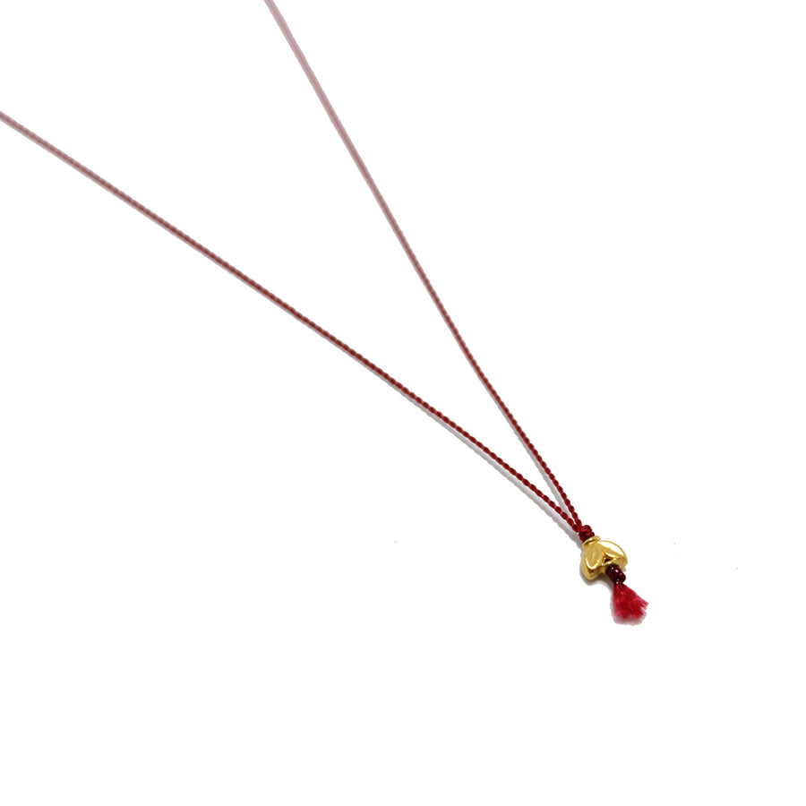 Margaret Solow 18k Red Necklace