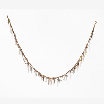 Martin Bernstein Delicate Gold Chain Necklace