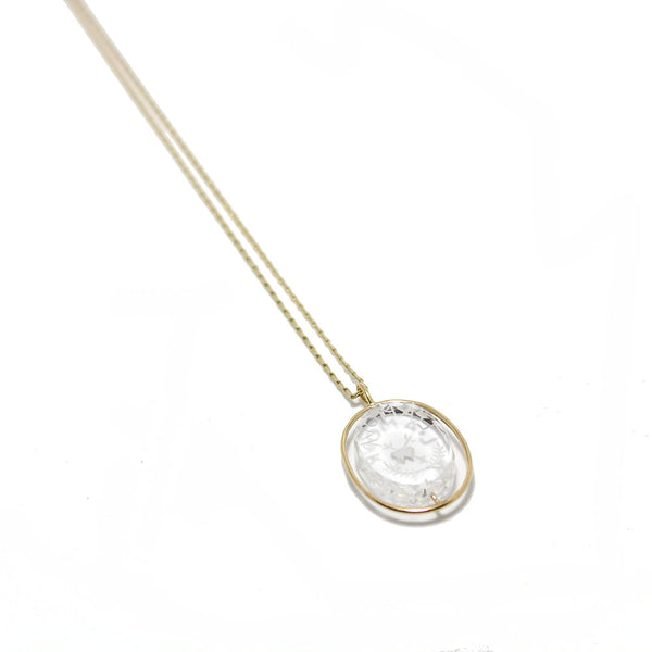 Pascale Monvoisin L'amour Crystal Necklace