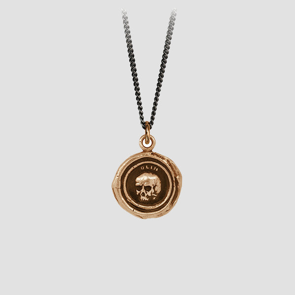 Pyrrha What Once Was Talisman Necklace