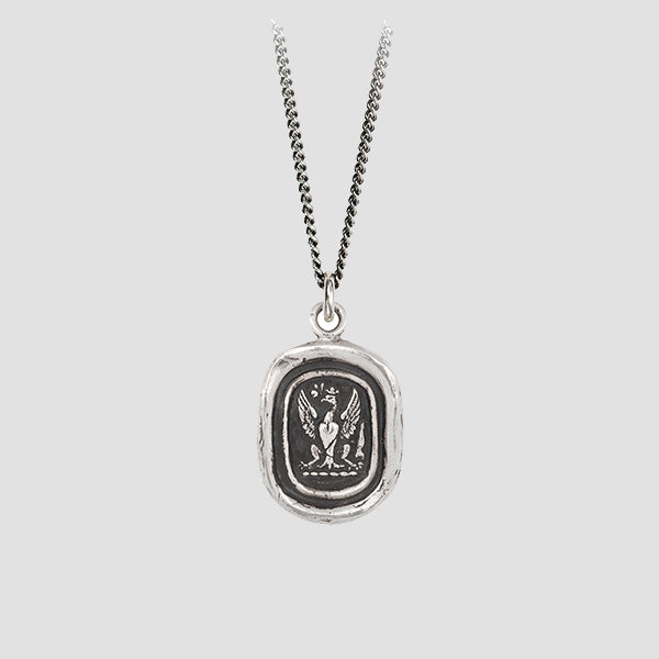 Pyrrha Follow Your Dreams Talisman Necklace