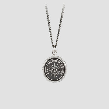 Pyrrha Higher Power Talisman Necklace