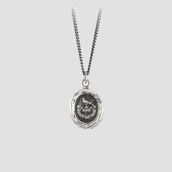 Pyrrha Unbreakable Talisman Necklace