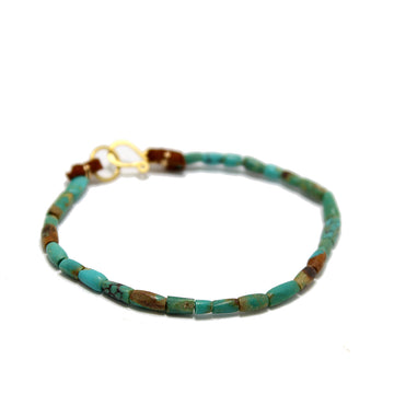 River Song Persian Turquoise Bracelet