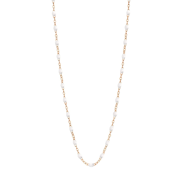 Gigi Clozeau 18k Gold Classic Necklace - 17.7