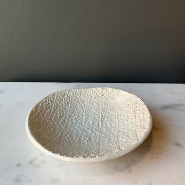 Skeem Design Print Block Offering Bowl