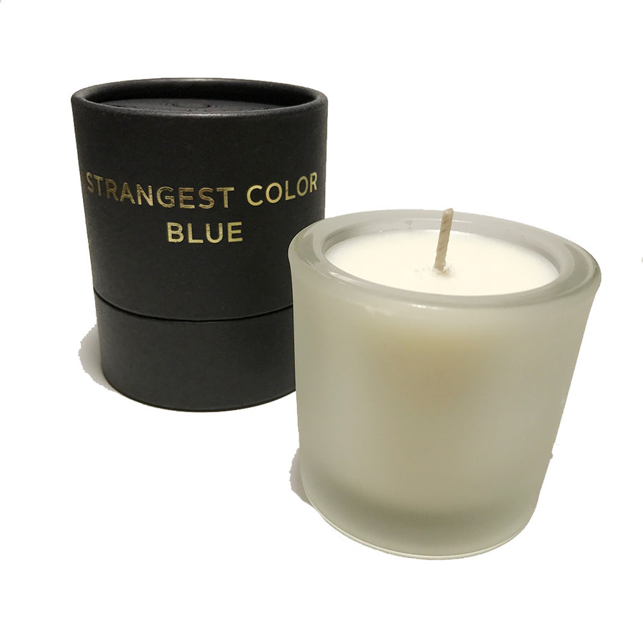 Tatine Candles - Strangest Color Blue