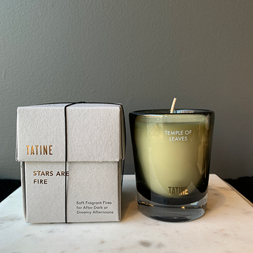 Tatine Temple of Leaves Candle